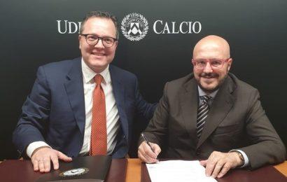 Udinese, Pierpaolo Marino è il nuovo direttore dell'area tecnica
