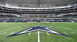 lo stadio dei Dallas Cowboys
