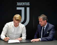 La Juventus acquista de Ligt per 85,5 milioni