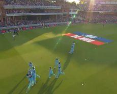 L'Inghilterra ha vinto i Mondiali di cricket 2019