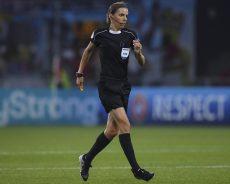 Stéphanie Frappart arbitrerà la Supercoppa UEFA