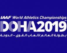 Il medagliere dei Mondiali di atletica 2019