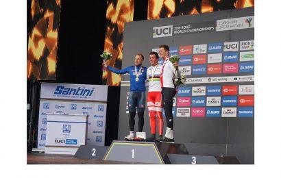 Mondiali di ciclismo: argento amaro per Trentin, vince Pedersen. Medagliere e premi