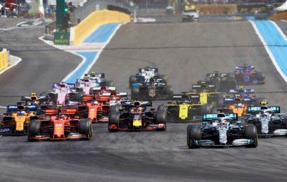 Formula 1, il calendario della stagione 2020