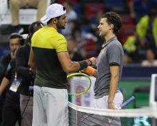 Tennis, i premi del torneo ATP Masters di Shanghai. Berrettini centra la semifinale in Cina