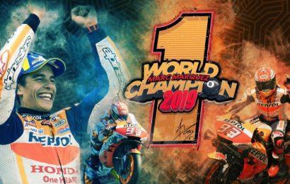 MotoGP, Marc Marquez vince il Mondiale 2019