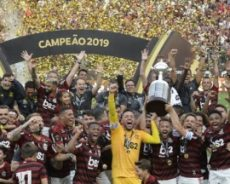 Il Flamengo vince la Coppa Libertadores 2019