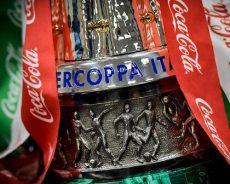 Coca Cola Supercup, festa Lazio davanti a 6,3 milioni di telespettatori