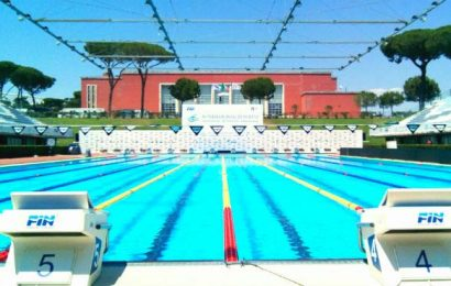 Eventi sportivi, Roma si aggiudica gli Europei di nuoto del 2022