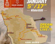 La Dakar 2020 si corre nel deserto dell'Arabia Saudita