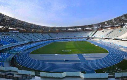 Atletica, lo Stadio San Paolo di Napoli ospiterà il Golden Gala