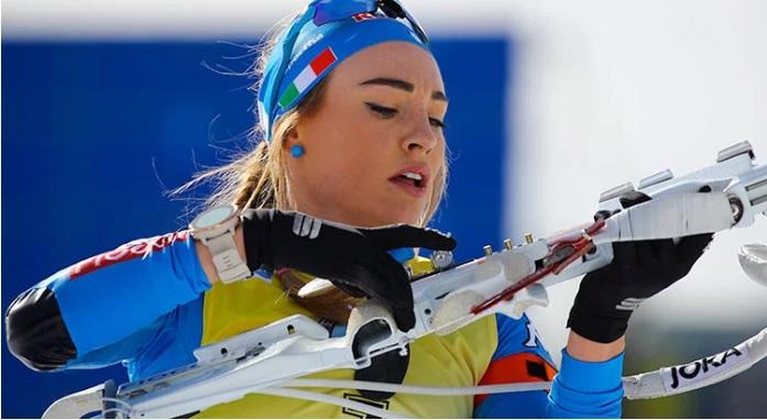 Mondiali di biathlon, boom di ascolti in tv per Dorothea Wierer
