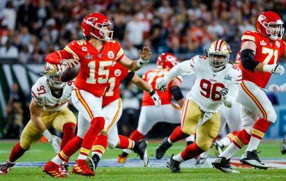 Football americano, i Kansas City Chiefs vincono il Superbowl 2020