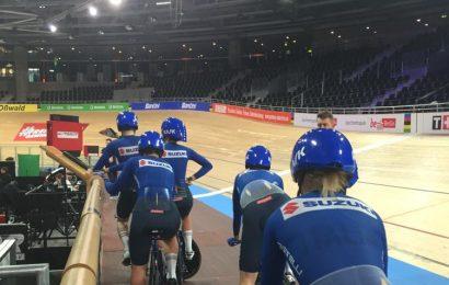 Berlino ospita i Campionati del Mondo di ciclismo su pista 2020. Diretta tv e streaming su Eurosport e Rai Sport