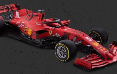 Formula 1, la Ferrari svela la nuova monoposto SF1000