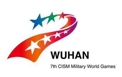 logo Giochi Mondiali Militari di Wuhan 2019