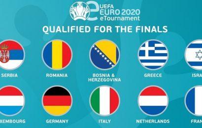 eSports, l'Italia si qualifica alla fase finale di eEURO 2020. Premi in denaro per 100 mila euro
