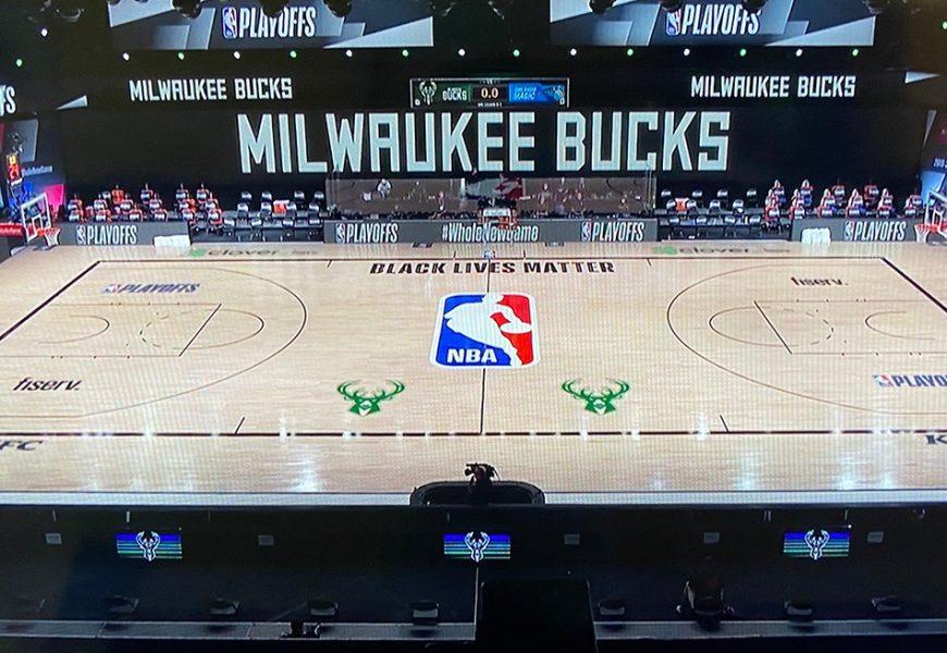 Razzismo, la NBA si ferma dopo la protesta dei Bucks per il caso Jacob Blake. Stop anche per tennis, calcio e baseball