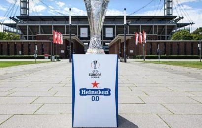 Heineken 0.0 diventa partner della UEFA Europa League