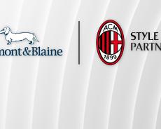 Harmont & Blaine è il nuovo Official Style Partner del Milan