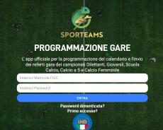 Sporteams e LND Toscana puntano sul digitale per la ripartenza del calcio