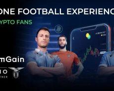Lazio, partnership pluriennale con la piattaforma di trading StormGain