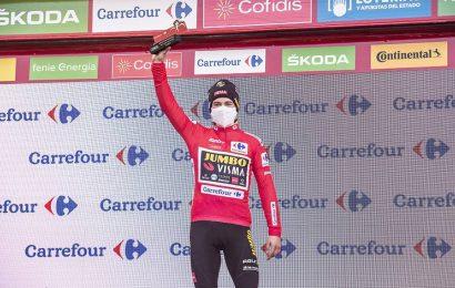 Primož Roglič ha vinto la Vuelta di Spagna 2020