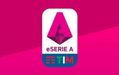 Il 10 novembre inizia la eSerie A TIM 2020/2021