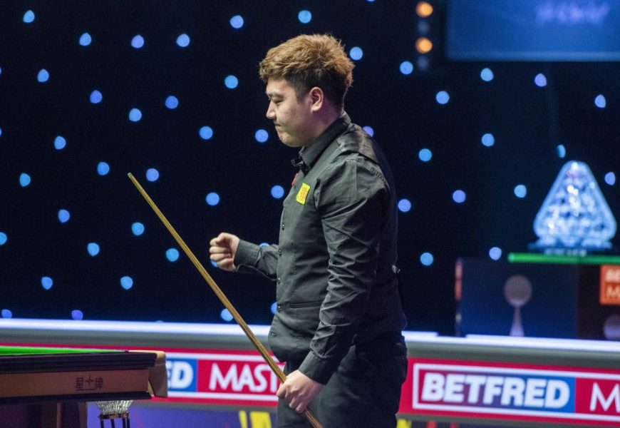 Snooker, Yan Bingtao vince i Betfred Masters