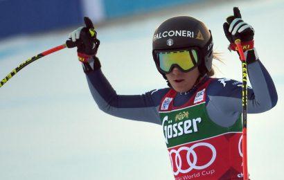 Coppa del Mondo di sci: Sofia Goggia vince a St. Anton