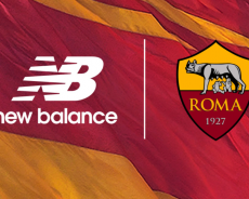 New Balance è il nuovo official kit supplier della Roma
