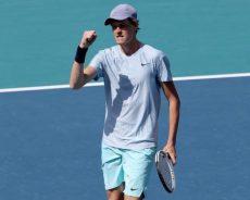 Tennis, Sinner in finale al Miami Open. I premi del torneo ATP Masters 1000