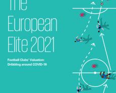 European Elite 2021, lo studio KPMG sul valore dei club europei