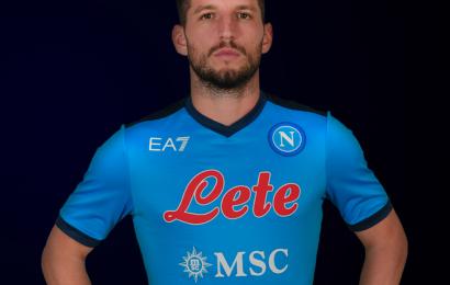 EA7 (marchio Giorgio Armani) è il nuovo sponsor tecnico del Napoli