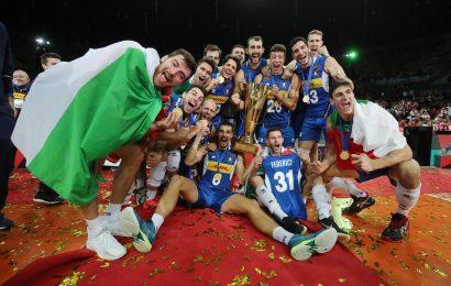 Pallavolo maschile, 3.400.000 telespettatori per il successo dell'Italia agli Europei