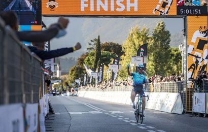 Samuele Battistella ha vinto la prima edizione della Veneto Classic